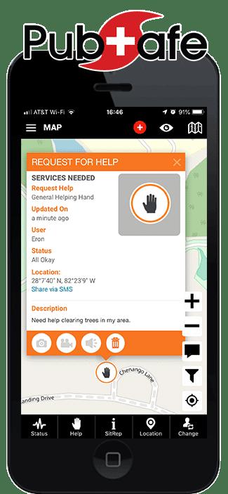 PubSafe Mobile App